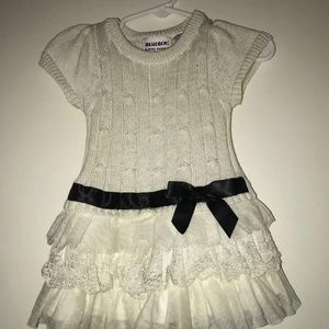 Baby girls formal dress